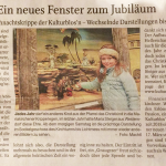 PNP Zeitungsartikel