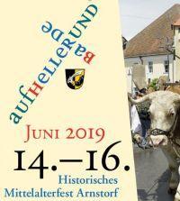 Mittelalterfest Arnstorf 2019 – Bericht vom ZDF – 21.06.2019