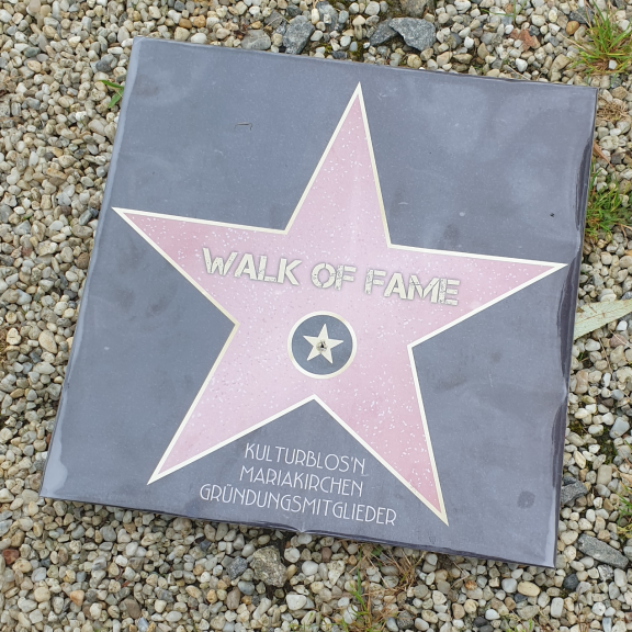Hollywood-Event - Walk of Fame Gründungsmitglieder